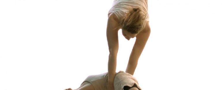 Evelyne & Shannon, Artistes de Cirque