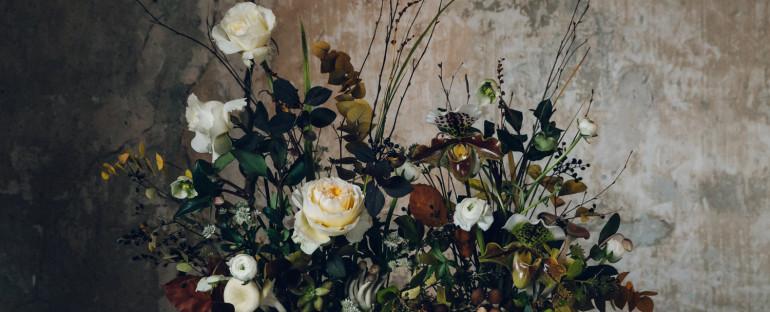 Swallows & Damsons, les fleurs fraîches d'Anna Potter
