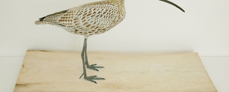 Lady Curlew and her friend Mlle Marouette.