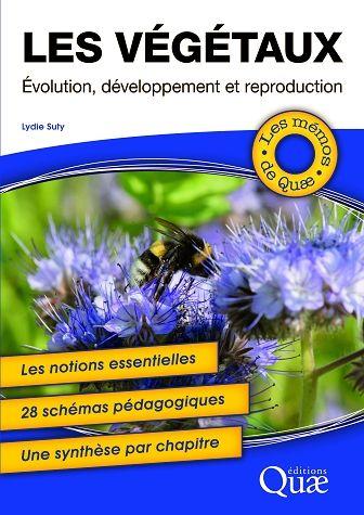 Lydie Suty, Les végétaux. Évolution, développement et reproduction. Collection