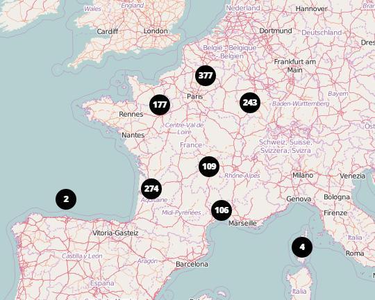 INRAP, Collection Atlas archéologiques