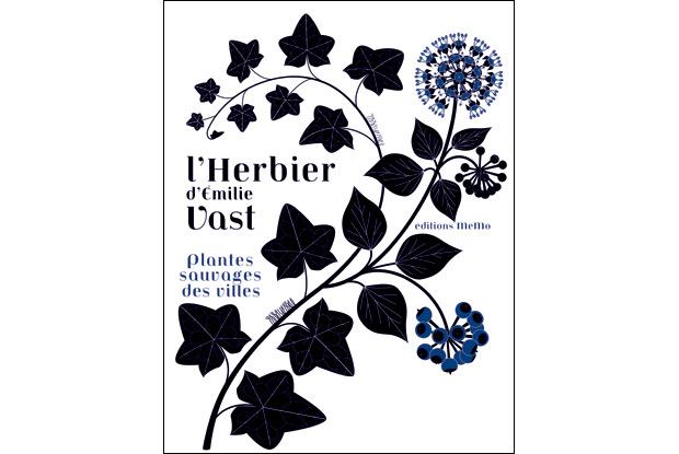 Émilie Vast, L'herbier : plantes sauvages des villes , Editions Memo