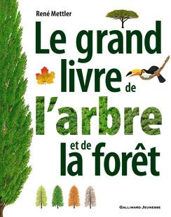 René Mettler, Le grand livre de l'arbre et de la forêt, Gallimard Jeunesse