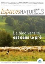 La biodiversité est dans le pré, Espaces Naturels, n°54, avril 2016
