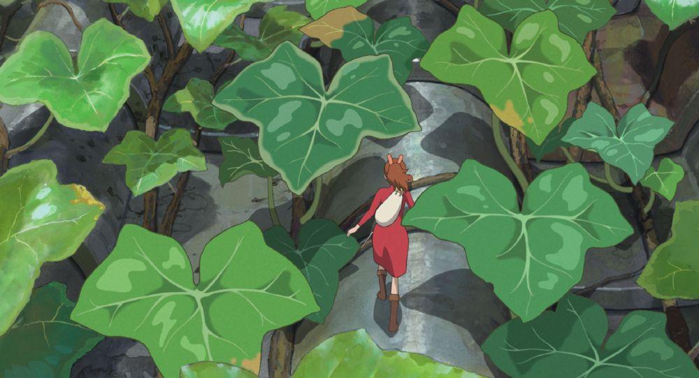 Arrietty, le petit monde des chapardeurs. Hiromasa Yonebayashi et Hayao Miyazaki. Studio Ghibli. 2010