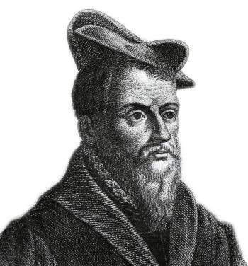 Ambroise Tardieu. D'après le portrait des Observations, Dessin et gravure. Pierre Belon du Mans, à 39 ans.