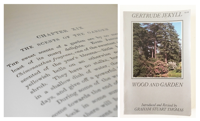 Gertrude Jekyll, Wood and garden. Introduced by Graham Stuart Thomas. 1983, The Ayer Compagny